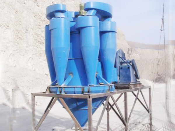 小型机制砂选粉机