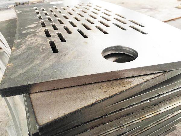 防堵篦板用筛板