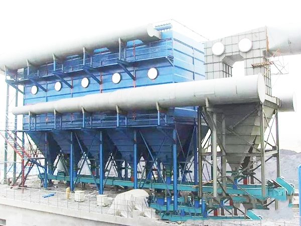 煤矿除尘器设备厂家