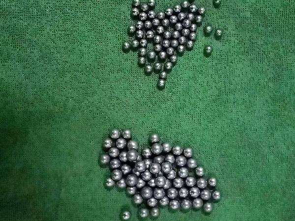 超细粉专用微型钢球
